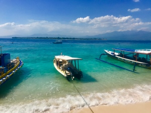 Gili Islands, Lombok, Indonesia