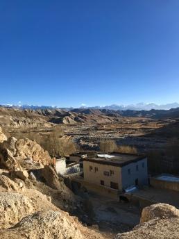 Chhoser, Upper Mustang, Nepal